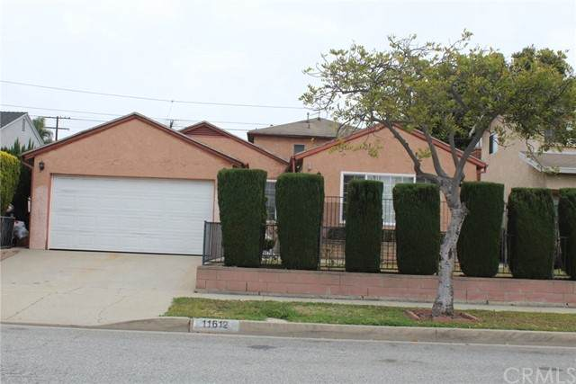 11612 Cimarron Avenue, Hawthorne, CA 90250 (#RS21101529) :: Swack Real Estate Group | Keller Williams Realty Central Coast