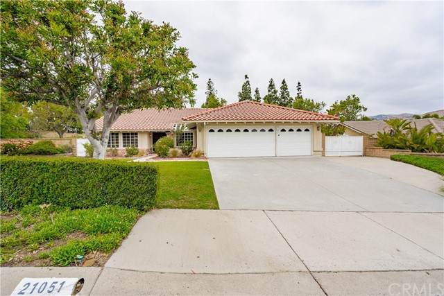 21051 Via Toledo, Yorba Linda, CA 92887 (#PW21101811) :: Steele Canyon Realty