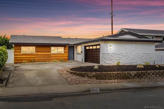 5876 Eldergardens, San Diego, CA 92120 (#210013655) :: Swack Real Estate Group | Keller Williams Realty Central Coast