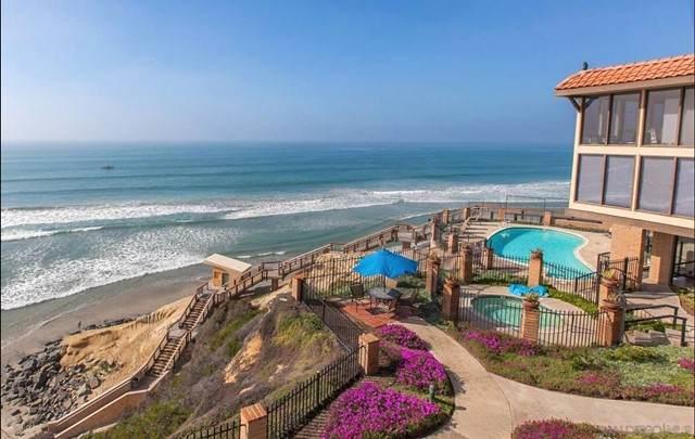 190 Del Mar Shores Tr #58, Solana Beach, CA 92075 (#210013879) :: RE/MAX Empire Properties