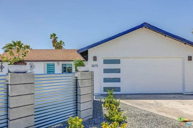 3675 E Via Escuela, Palm Springs, CA 92262 (#21735274) :: Wahba Group Real Estate | Keller Williams Irvine