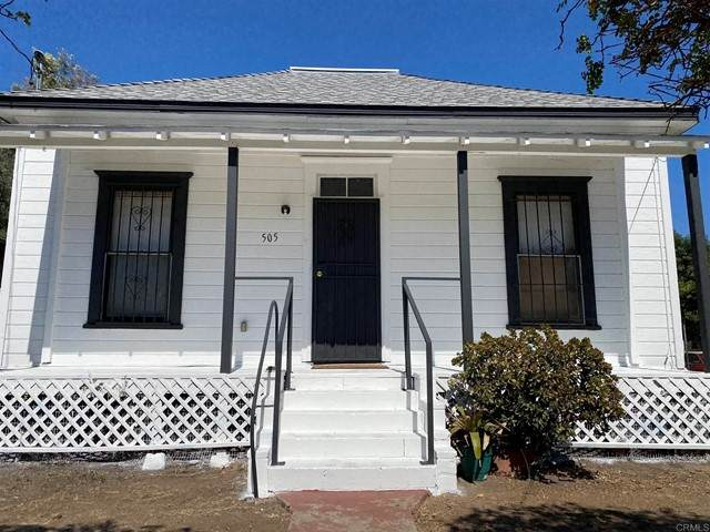 505 33rd Street, San Diego, CA 92102 (#PTP2103608) :: Wahba Group Real Estate | Keller Williams Irvine