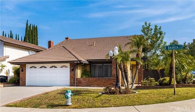 2565 Branch Lane, Brea, CA 92821 (#PW21114695) :: Wahba Group Real Estate | Keller Williams Irvine