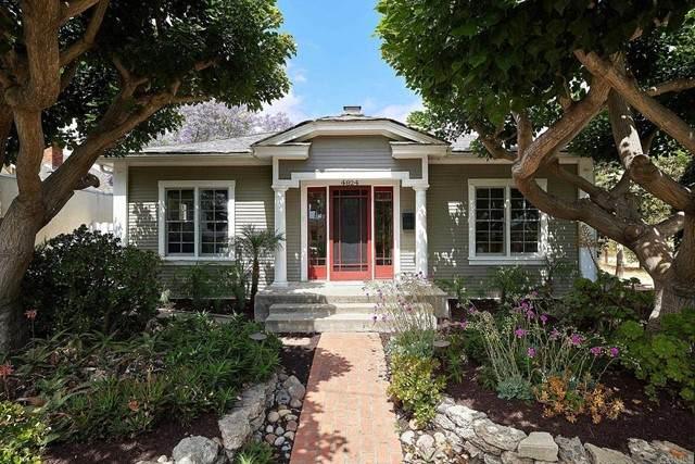 4824 E Mountain View Drive, San Diego, CA 92116 (#NDP2106190) :: Wahba Group Real Estate | Keller Williams Irvine