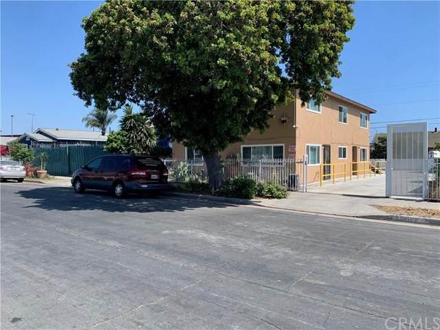 1518 E Colon Street, Wilmington, CA 90744 (#SB21113770) :: Robyn Icenhower & Associates