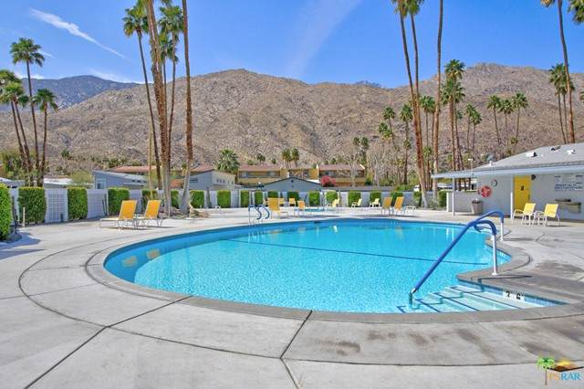 103 Coral Lane, Palm Springs, CA 92264 (MLS #21744328) :: Desert Area Homes For Sale