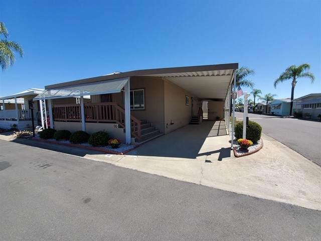 1212 H #90, Ramona, CA 92065 (#NDP2106468) :: Wahba Group Real Estate | Keller Williams Irvine
