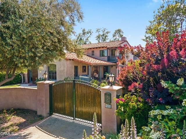 401 S Berkeley Avenue, Pasadena, CA 91107 (#P1-5091) :: Wahba Group Real Estate | Keller Williams Irvine