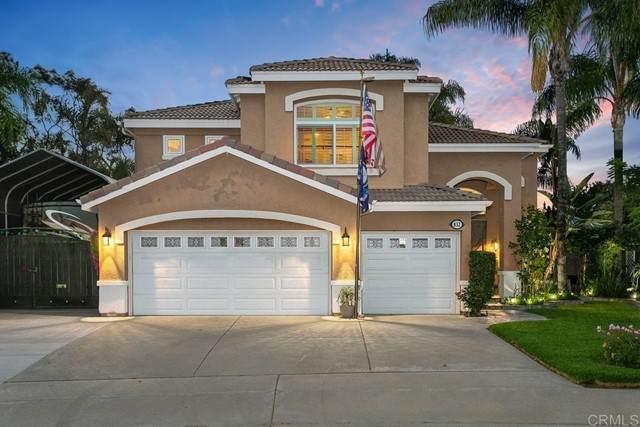 832 Windridge Circle, San Marcos, CA 92078 (#NDP2106492) :: Twiss Realty