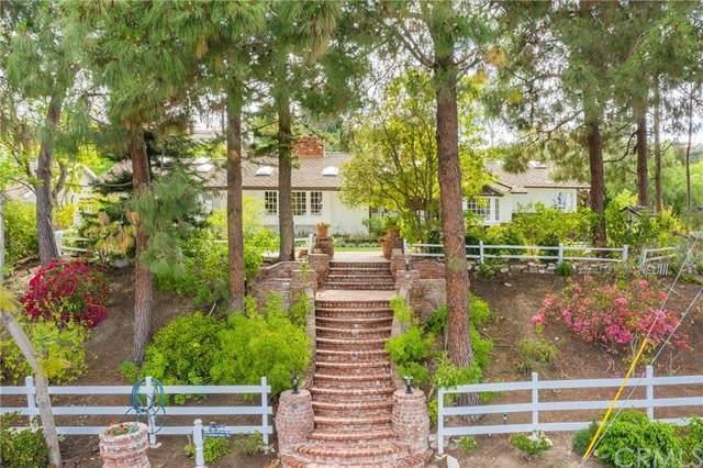 1 Golden Spar Place, Rolling Hills Estates, CA 90274 (#SB21123035) :: Go Gabby