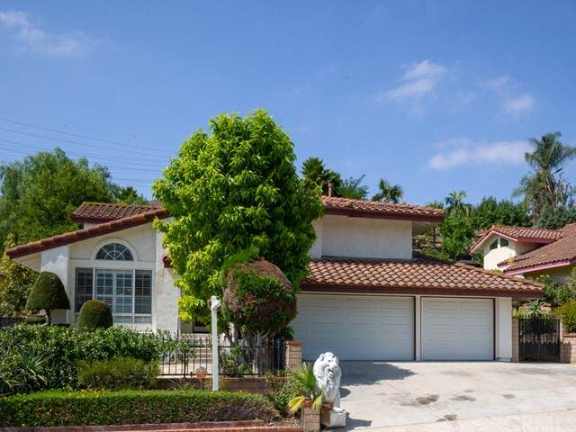 17948 Scarecrow Place, Rowland Heights, CA 91748 (#TR21120295) :: Zember Realty Group