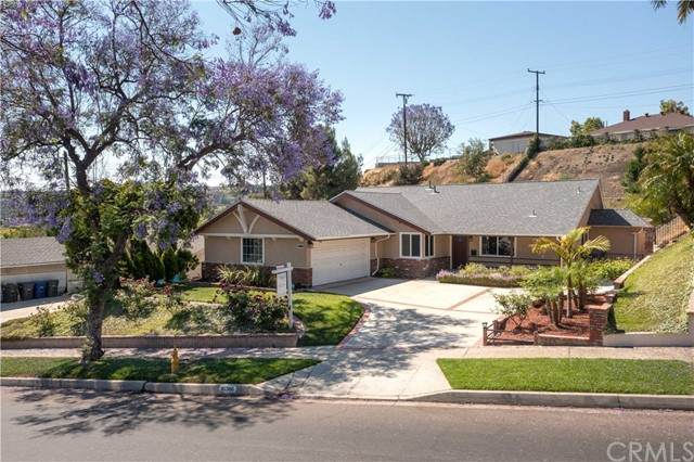 16366 Grayville Drive, La Mirada, CA 90638 (MLS #PW21123375) :: Desert Area Homes For Sale