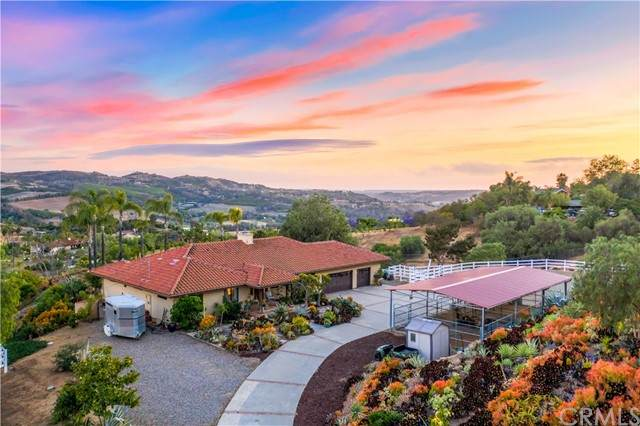 31854 Wrightwood Road, Bonsall, CA 92003 (#SW21124074) :: Swack Real Estate Group | Keller Williams Realty Central Coast