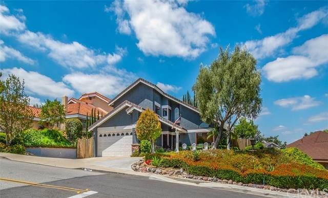 1607 Avenida Entrada, San Dimas, CA 91773 (#OC21125039) :: Zember Realty Group