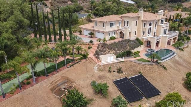 2834 Paseo Del Bianco, Escondido, CA 92025 (MLS #SW21118974) :: Desert Area Homes For Sale