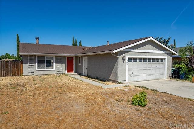 1966 Tulipwood Drive, Paso Robles, CA 93446 (MLS #NS21126912) :: Desert Area Homes For Sale