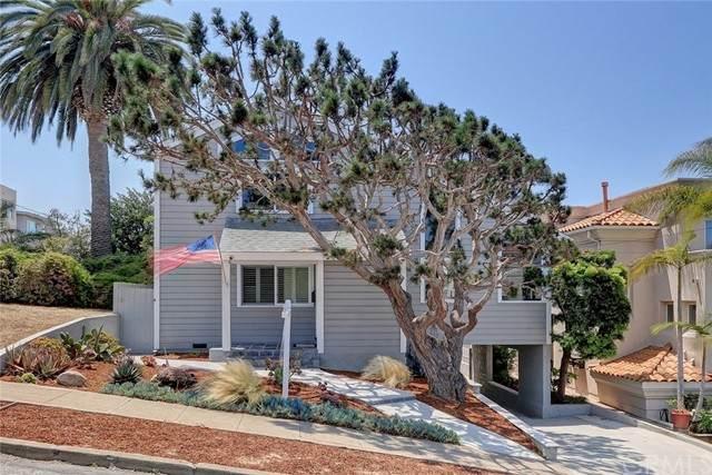 900 15TH STREET, Hermosa Beach, CA 90254 (#SB21123315) :: Bathurst Coastal Properties