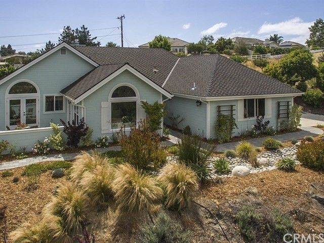 282 Canyon Way, Arroyo Grande, CA 93420 (#NS21128305) :: The Costantino Group   Cal American Homes and Realty