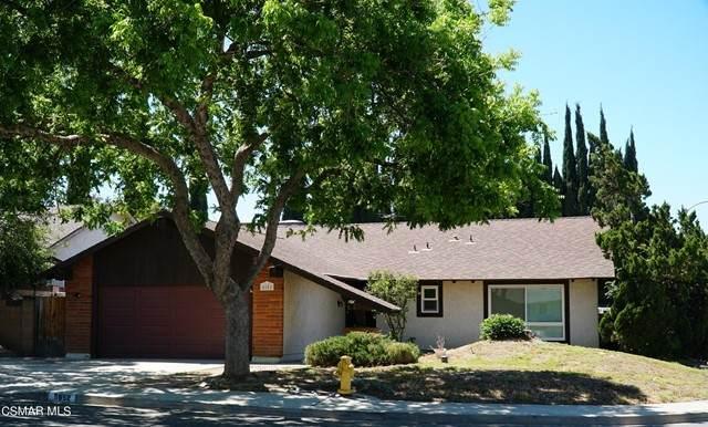 5852 E Marlies Avenue, Simi Valley, CA 93063 (#221003220) :: Zen Ziejewski and Team