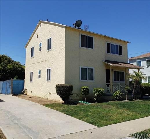 2108 W 103rd Street, Los Angeles (City), CA 90047 (#CV21129275) :: Team Tami