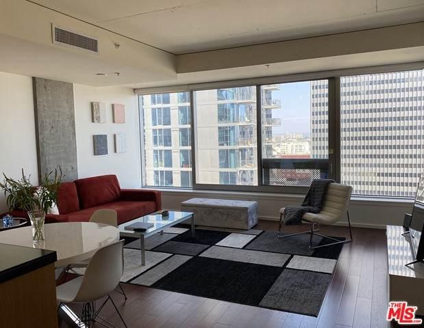 1155 S Grand Avenue #1405, Los Angeles (City), CA 90015 (#21749102) :: Jett Real Estate Group