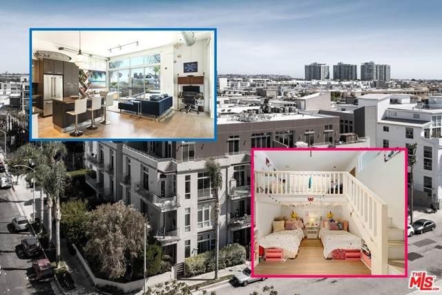 13320 Beach Avenue #303, Marina Del Rey, CA 90292 (#21750382) :: Powerhouse Real Estate