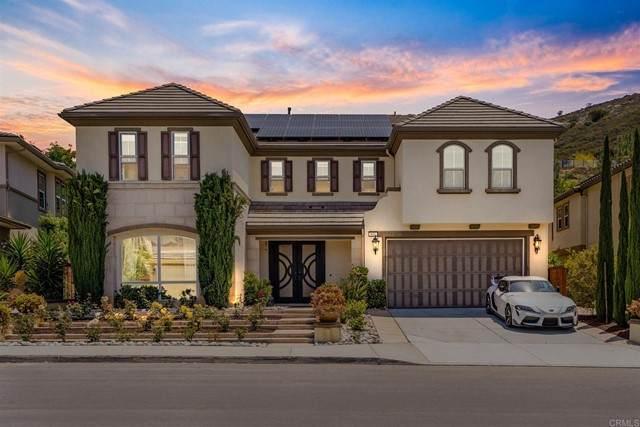 931 Tucana Drive, San Marcos, CA 92078 (#NDP2107098) :: eXp Realty of California Inc.