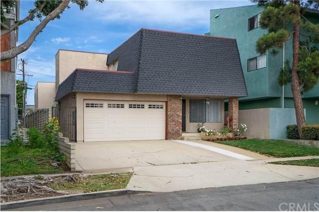 134 Concord Street, El Segundo, CA 90245 (#SB21132065) :: The Miller Group