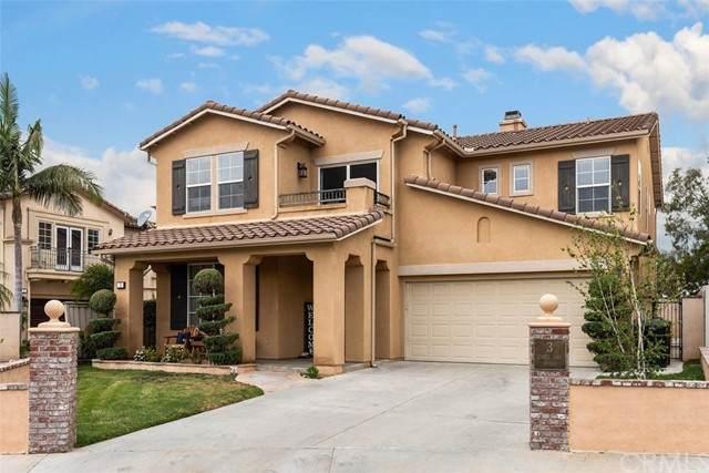 3 Corte Las Rosas, Rancho Santa Margarita, CA 92688 (#OC21127569) :: The Miller Group