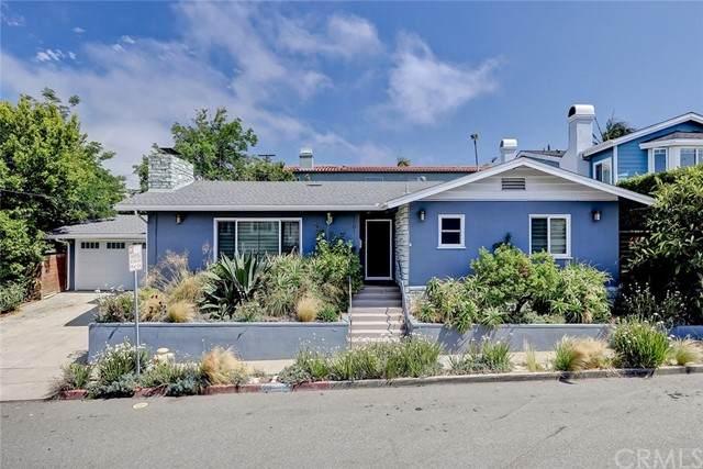 1101 7th Street, Hermosa Beach, CA 90254 (#SB21135175) :: The Miller Group
