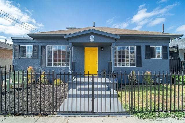 714 E Burnett Street, Long Beach, CA 90806 (#PW21134736) :: Mark Nazzal Real Estate Group