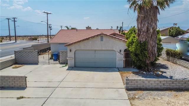 13967 Santa Ysabel Dr, Desert Hot Springs, CA 92240 (#IV21140959) :: Doherty Real Estate Group