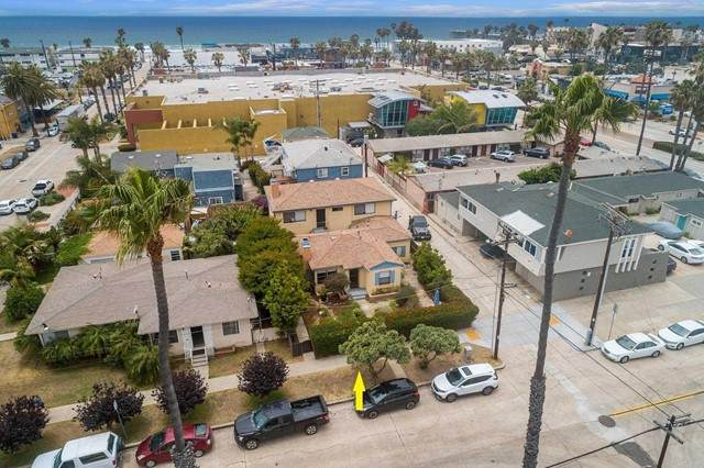 4316 18 Bayard Street, San Diego, CA 92109 (#NDP2107793) :: The Kohler Group