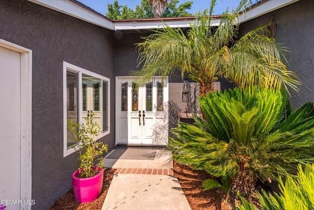 306 N Sabra Avenue, Oak Park, CA 91377 (#221003797) :: Mark Nazzal Real Estate Group