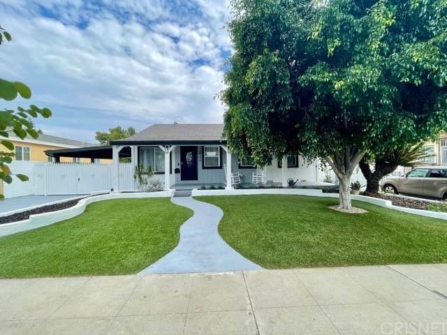 13466 Reliance Street, Arleta, CA 91331 (#SR21180032) :: Jett Real Estate Group