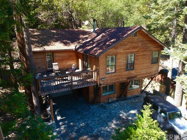 9448 Canyon Drive, Forest Falls, CA 92339 (#EV21199768) :: Steele Canyon Realty