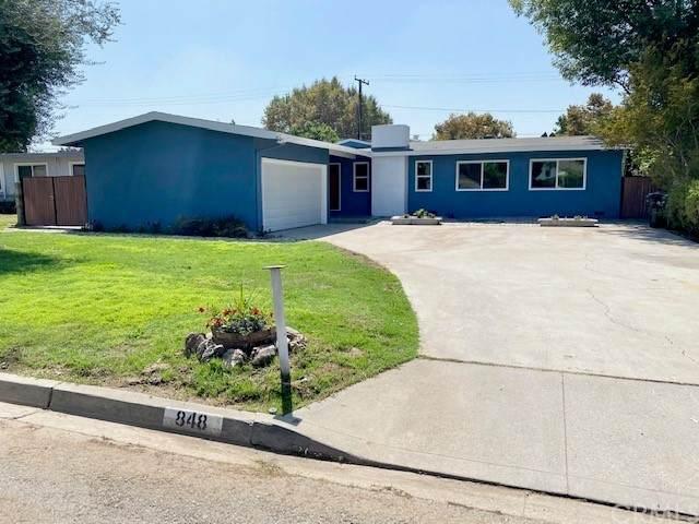 848 W Barbara Avenue, West Covina, CA 91790 (#AR21206392) :: Steele Canyon Realty