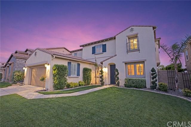 12459 Overland Drive, Rancho Cucamonga, CA 91739 (#CV17072530) :: Fred Sed Realty