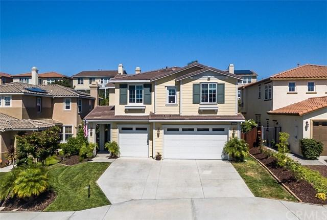 1066 Augusta Circle, Oceanside, CA 92057 (#SW17149532) :: California Realty Experts