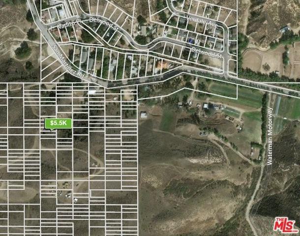 0 San Martinez Rd, VVER - Val Verde, CA 91384 (#18322138) :: Barnett Renderos