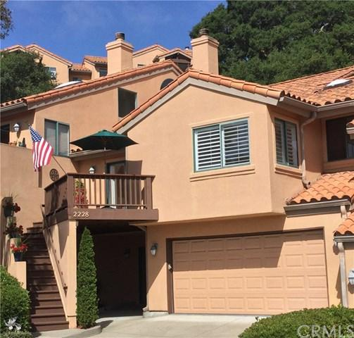 2228 Cranesbill Place #79, Avila Beach, CA 93424 (#PI18064345) :: Pismo Beach Homes Team