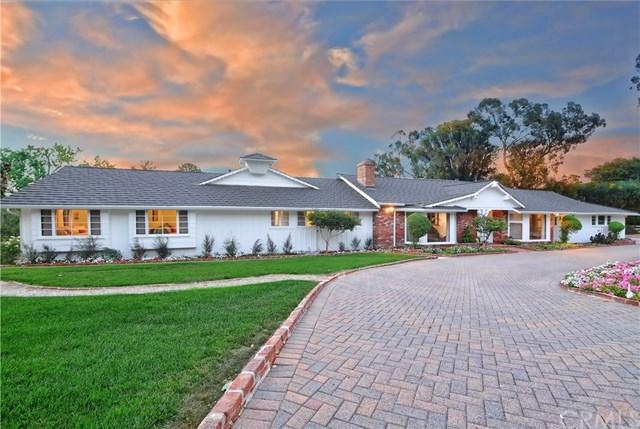 35 Eastfield Drive, Rolling Hills, CA 90274 (#PV18097992) :: Millman Team
