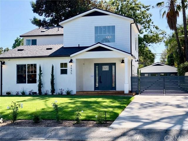 4845 Denny Avenue, Toluca Lake, CA 91601 (#PW18121750) :: The Brad Korb Real Estate Group