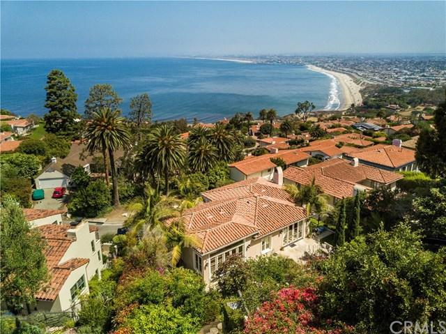 820 Via Somonte, Palos Verdes Estates, CA 90274 (#SB18138452) :: Millman Team