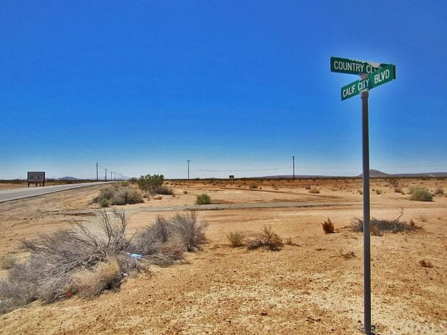 0 California City, Boulevard - Photo 1