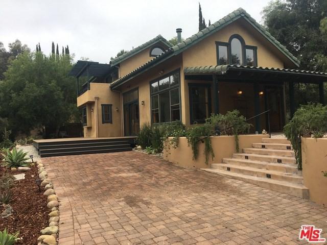 1577 Old Topanga Canyon Road, Topanga, CA 90290 (#18373080) :: Z Team OC Real Estate