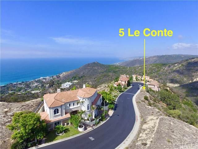 5 Le Conte, Laguna Niguel, CA 92677 (#LG18244189) :: J1 Realty Group