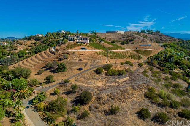 0 Wilt Road, Fallbrook, CA 92028 (#SW18247588) :: The Ashley Cooper Team