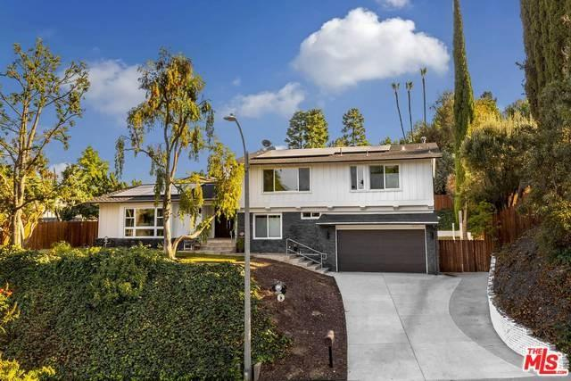 16544 Park Lane Drive, Los Angeles (City), CA 90049 (#18401754) :: Fred Sed Group