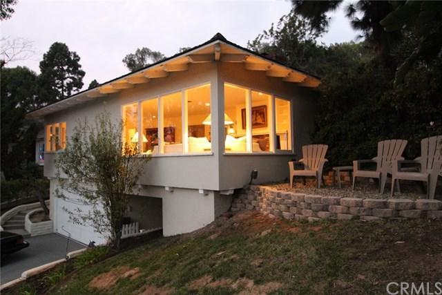 2909 Palos Verdes Drive N, Palos Verdes Estates, CA 90274 (#PV18277081) :: The Laffins Real Estate Team